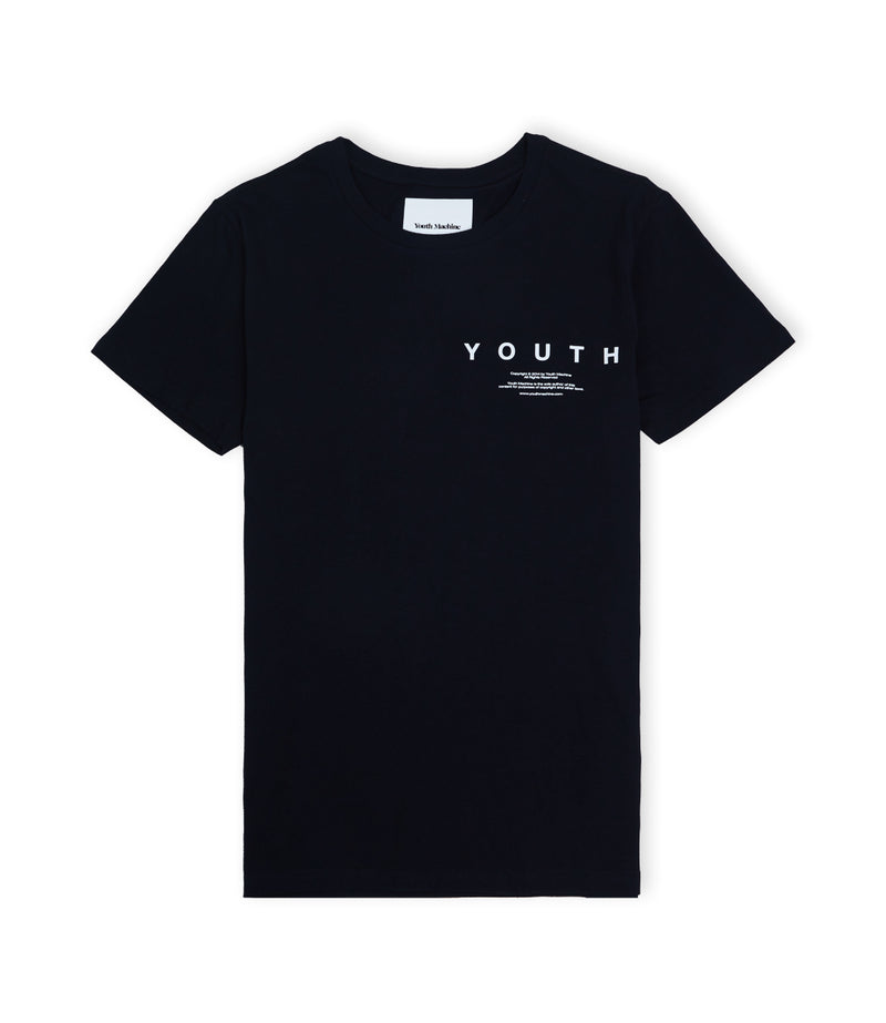 Youth Machine Futurism Tee