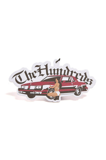 The Hundreds Hyna Air Freshener