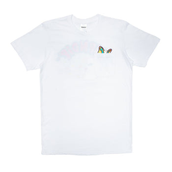 RIPNDIP FLOATING POCKET TEE