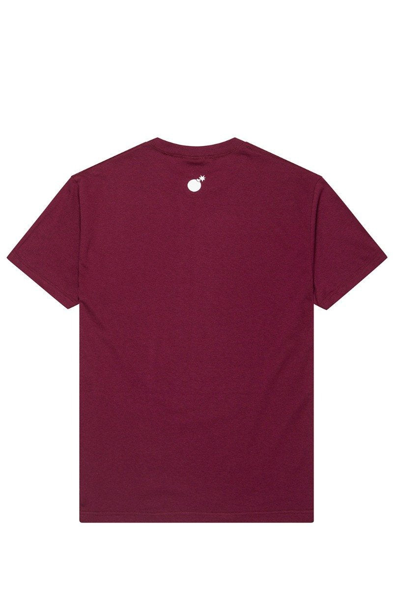 The Hundreds Forever Slant Crest T-Shirt