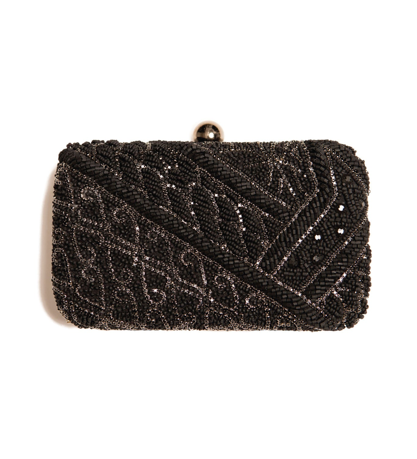 ASHLYN BEADED CLUTCH BAG