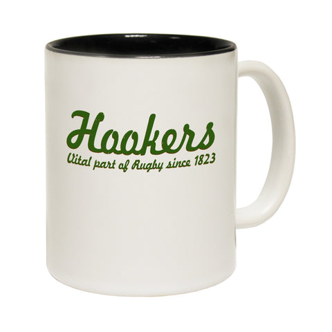 Up And Under Hookers Vital Part Of Rugby Since 1823 Funny Mug