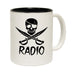 123t USA Pirate Radio Funny Mug