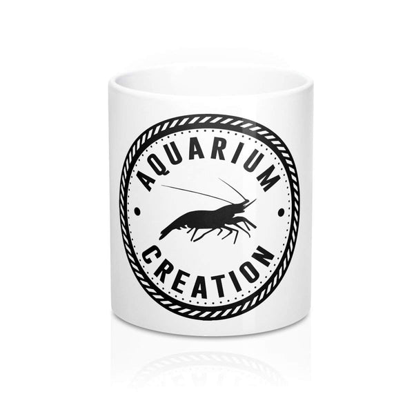 Aquarium Creation Mug 11oz-Accessories-Aquarium Creation