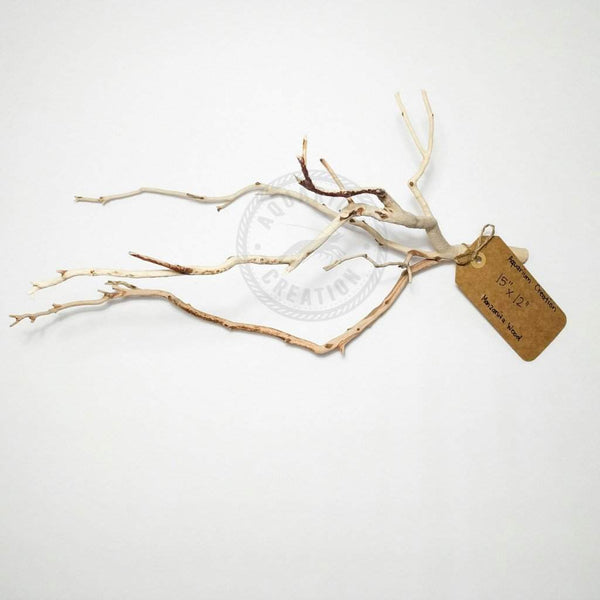 Nano Series Manzanita Driftwood - Piece #3 - Woods, Leaves, Natural Products - Aquarium Creation