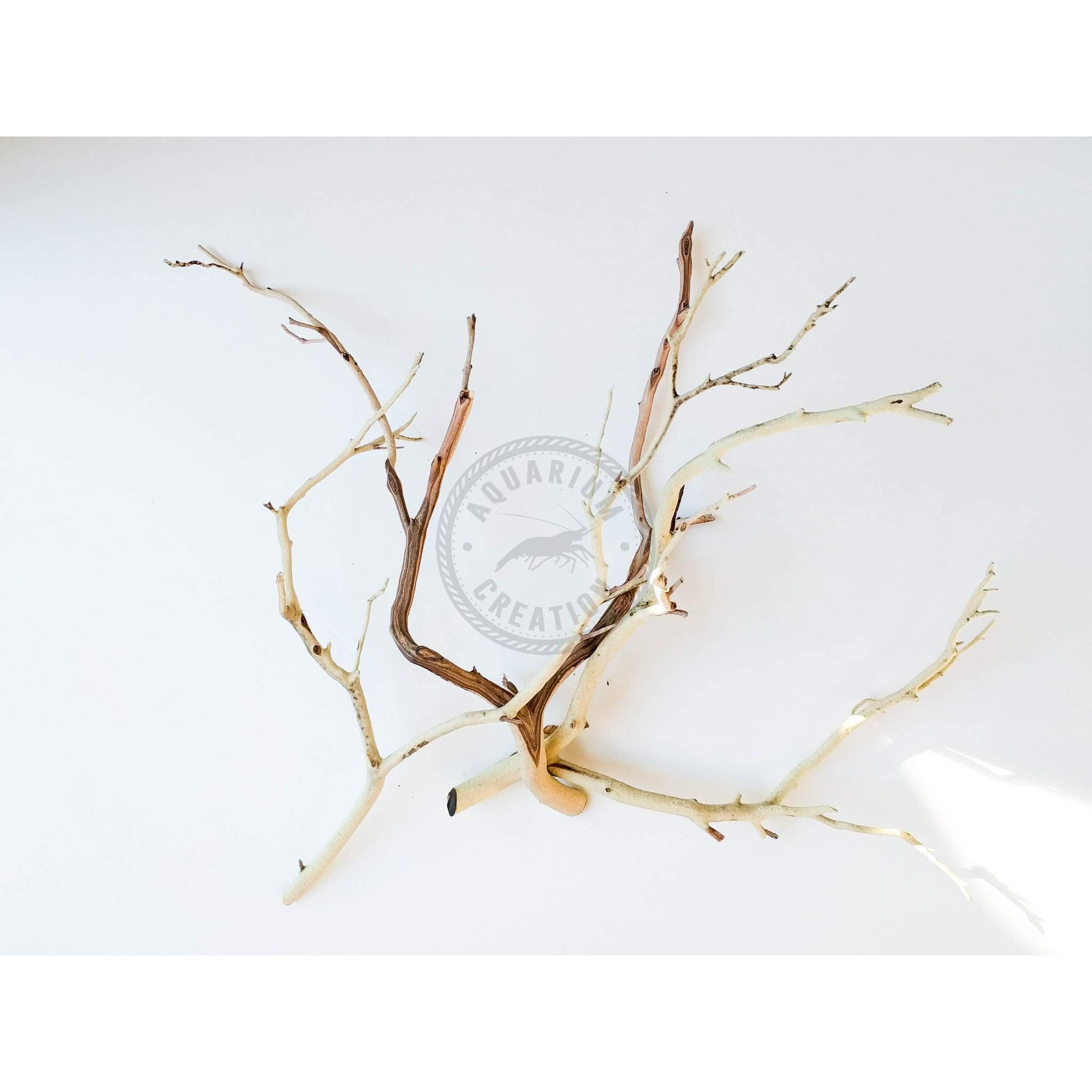 Starter Pack - Manzanita Driftwood - Woods, Leaves, Natural Products - Aquarium Creation