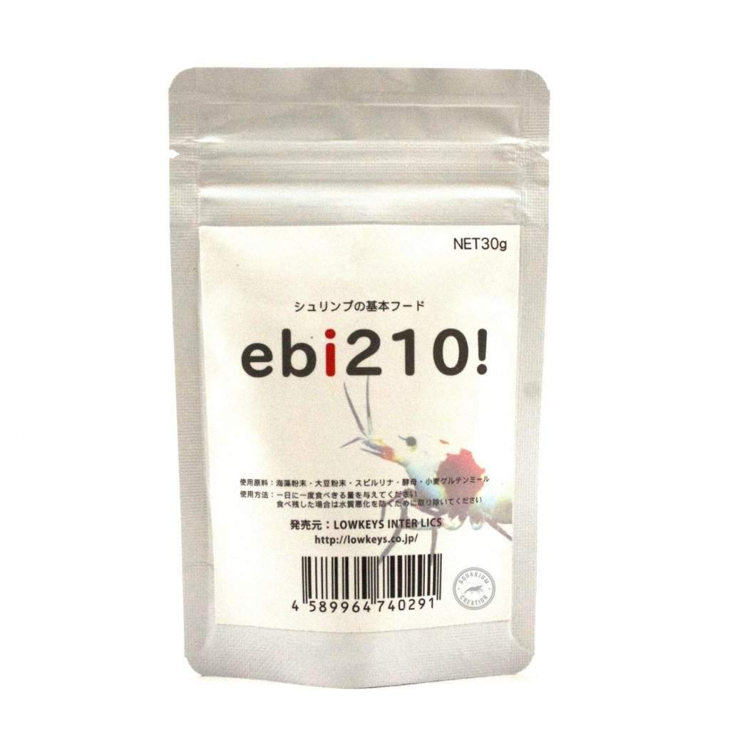 Every Day Shrimp Food - LOWKEYS Ebi210!