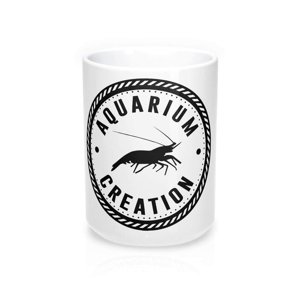 Aquarium Creation Mug 15oz