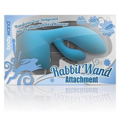 BodyWand Rabbit Attachment, Wands & Massagers, BodyWand - Passionate Jade
