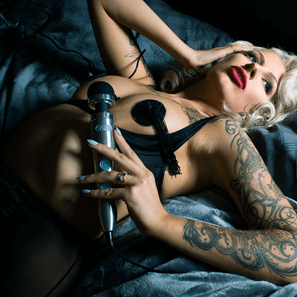 Doxy Number 3, Wands & Massagers, Doxy - Passionate Jade