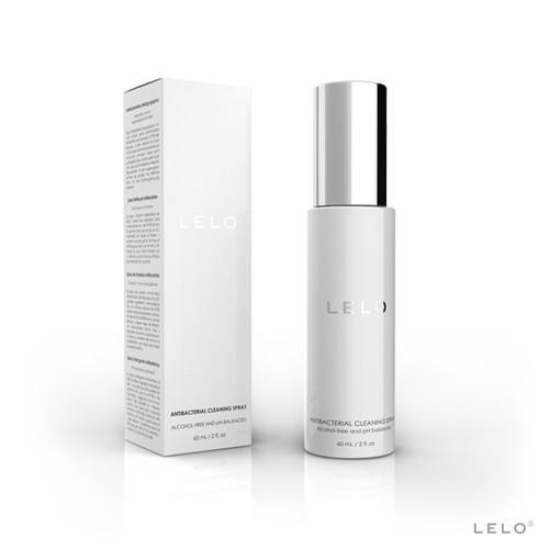 LELO Antibacterial Cleaning Spray, Clean & Hygiene, LELO - Passionate Jade