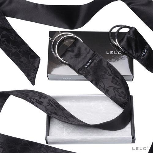 LELO Boa Pleasure Ties - Passionate Jade