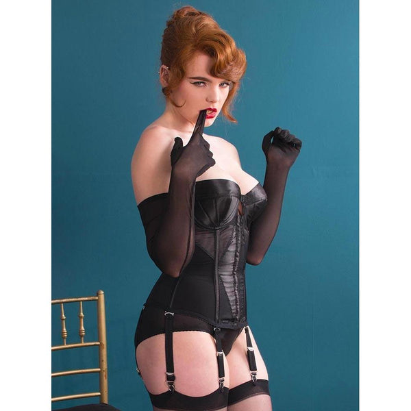Merry Widow Glamour Nouveau, Lingerie, What Katie Did - Passionate Jade
