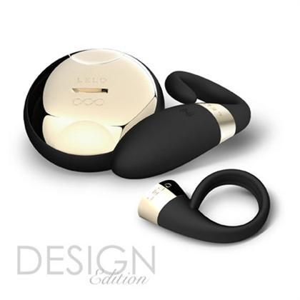 Oden 2 Design Edition Black, Vibrators, LELO - Passionate Jade