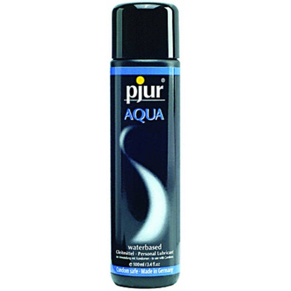 Pjur Aqua - Various sizes, Lubricants, pjur - Passionate Jade