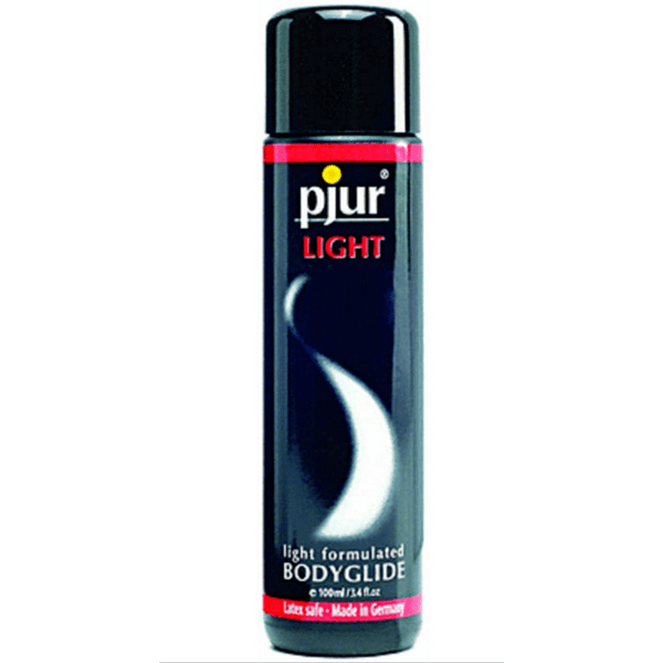 pjur Light Bottle 100ml, Lubricants, pjur - Passionate Jade