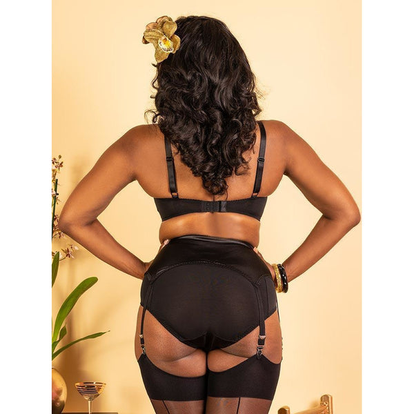 SUSPENDER BELT CC09 L6020 (Special Order) Lingerie What Katie Did