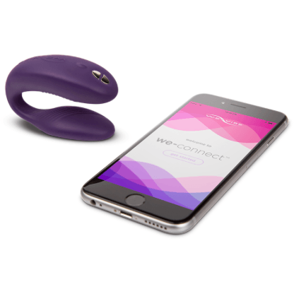 We-Vibe Sync Couples Vibrator, Vibrators, We-Vibe - Passionate Jade