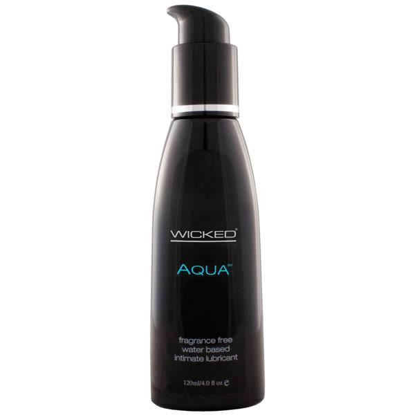 Wicked Aqua Unscented 120ml, Lubricants, Wicked - Passionate Jade