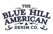 The Blue Hill American Denim Company.