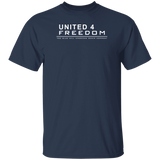 Unite 4 freedom 100% cotton 5.3 oz. T-Shirt