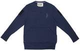 Blue Hill American X 8th Travel Climate Motion® Fleece Crew Neck Sweatshirt
