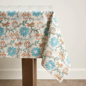 Kamal Lotus Tablecloth