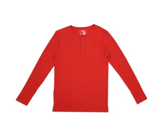 Organic Thermal Mens' L/Sleeve Shirt