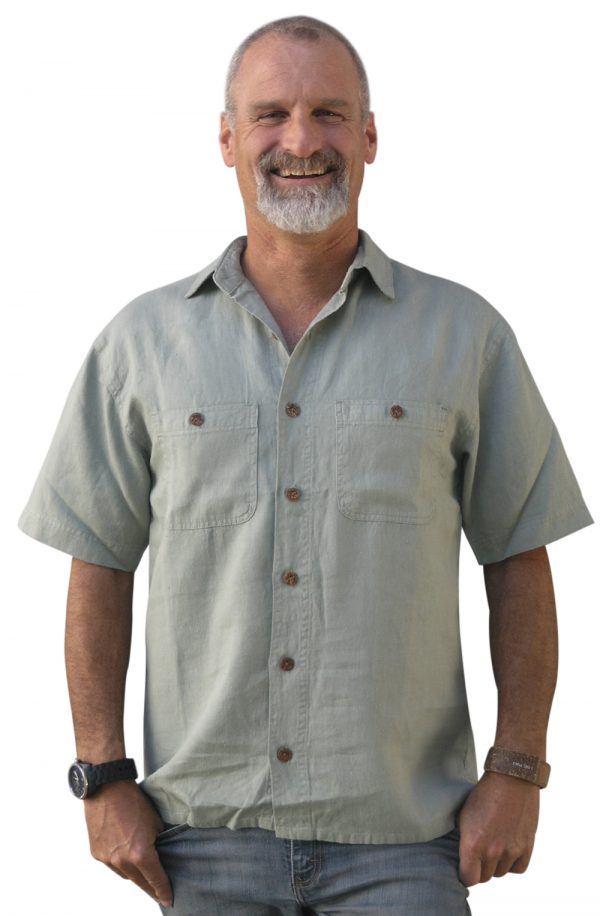 Silky Island Camp Shirt