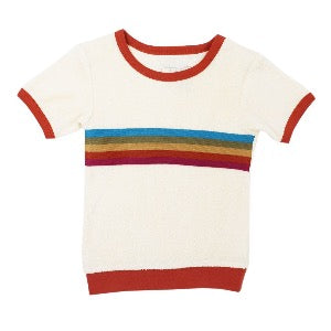 Kid's Terry Cloth Short-Sleeved Shirt
