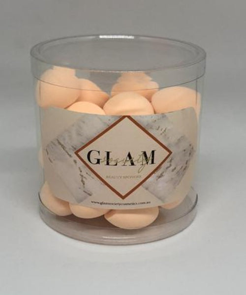Glam Society Cosmetics 25 Pack Mini Blending Sponges
