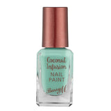 Barry M Coconut Infusion Nail Paint Bikini