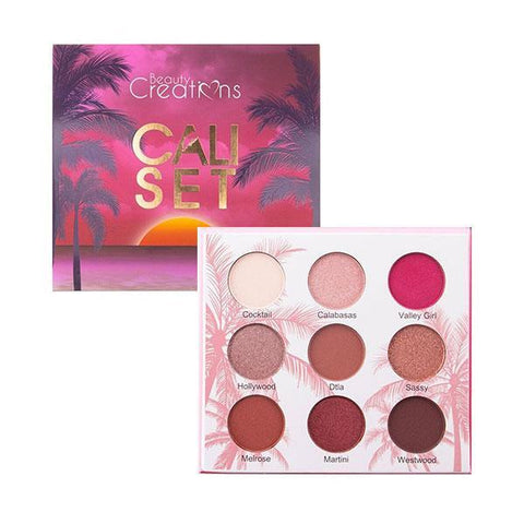 Beauty Creations Cali Set Palette