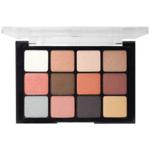 Viseart Eye Shadow Palette 05: Sultry Muse