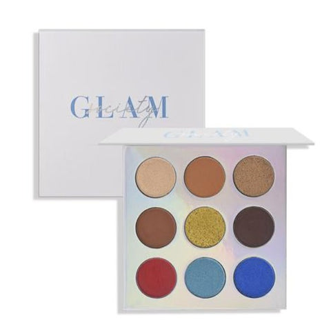 Glam Society Cosmetics Mini Vacay Eyeshadow Palette