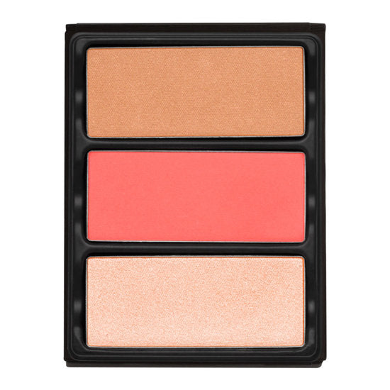 Viseart Theory Cheek Palette 02 Ablaze