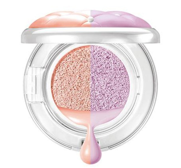 Physicians Formula Mineral Wear Cushion Brightener Primer - Lavender/Peach