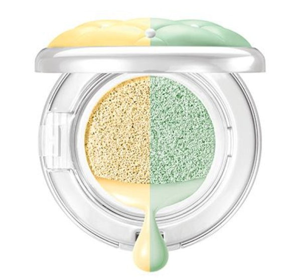 Physicians Formula Mineral Wear Cushion Corrector & Primer - Yellow/Green