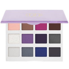 BH Cosmetics Marble Collection Cool Stone -12 Colour Eyeshadow Palette