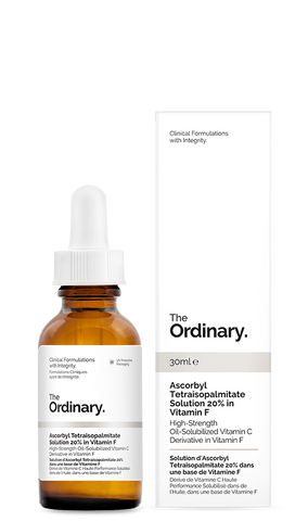 The Ordinary Ascorbyl Tetraisopalmitate Solution 20% in Vitamin F-30ml