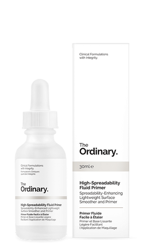 The Ordinary High-Spreadability Fluid Primer-30ml