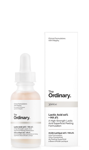 The Ordinary Lactic Acid 10%+HA 2%-30ml