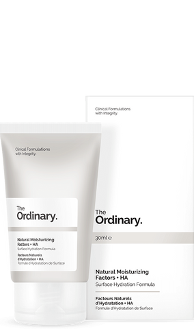 The Ordinary Natural Moisturizing Factors+HA-30ml