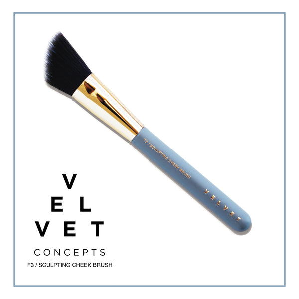 Velvet Concepts F3 Sculpting Cheek Brush