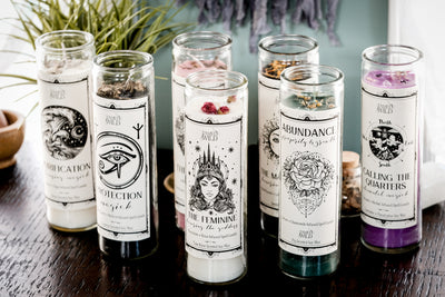Candles for the Home & Altar