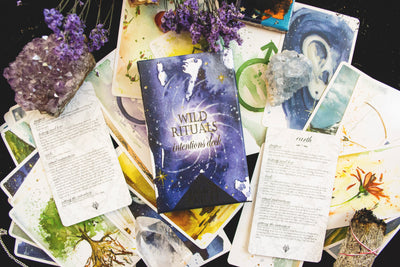Herbal, Crystal, Ritual & Moon Decks