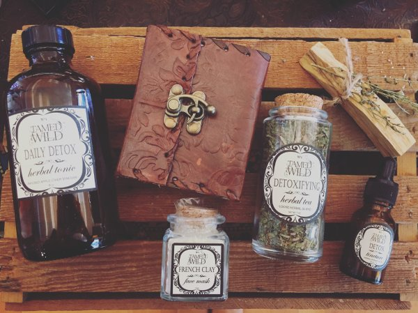 Mini Wild Medicine Box Subscription