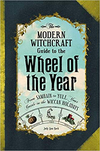 "Cover of the book ""Wheel of the Year""."