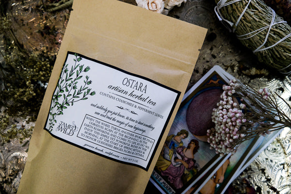 2 oz Bag of ostara tea.
