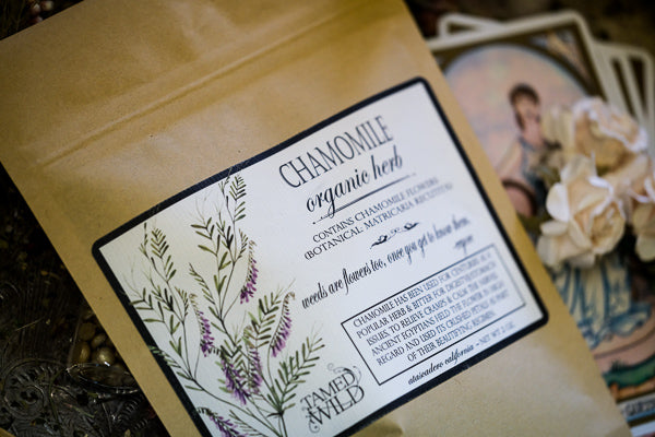 2oz Bag of Chamomile